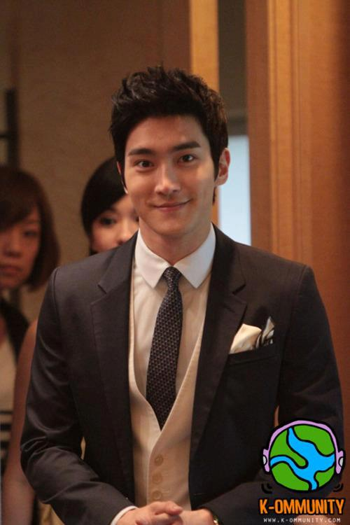 Choi Siwon  최시원   choi sindo